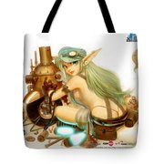Neo Steam Tote Bag