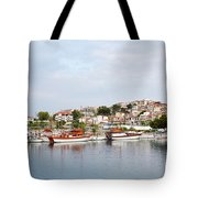 Neos Marmaras Sithonia Halkidiki Greece Tote Bag