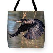 Neotropic Cormorant Tote Bag