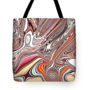 Neural Abstraction #4 Tote Bag