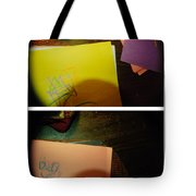 Never Would Have  Made It Without Him  Tote Bag