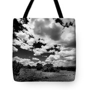 New Mexico Clouds Tote Bag
