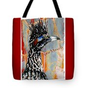 New Mexico Roadrunner Tote Bag
