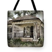 New Orleans House No. 7 Tote Bag