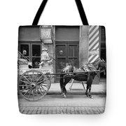 New Orleans: Milk Cart Tote Bag