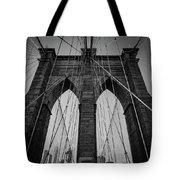 New York City - Brooklyn Bridge Tote Bag