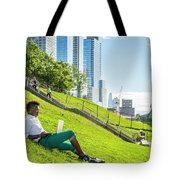 New York City Life Tote Bag