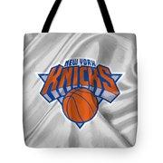 New York Knicks Tote Bag