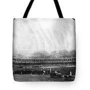 New York: Polo Grounds Tote Bag