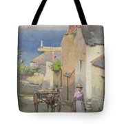 Newlyn From The Bottom Of Adit Lane Tote Bag