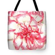 Nice Carnation Tote Bag