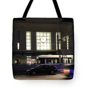 Night City Tote Bag