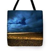 Icelandic Night  Tote Bag