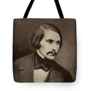 Nikolai Gogol Tote Bag