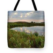 Nippersink Sunrise Tote Bag