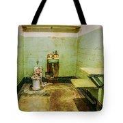Alcatraz Cell 1 Tote Bag