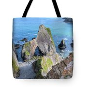 Nohoval Cove - Ireland Tote Bag