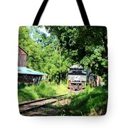 Norfolk Southern Tote Bag