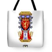 Norskog Coat Of Arms Tote Bag