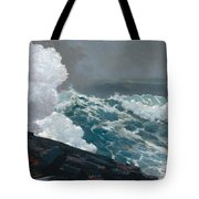 Northeaster, 1895 Tote Bag