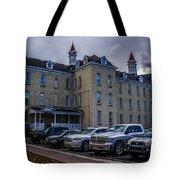 Northern Michigan Asylum Tote Bag