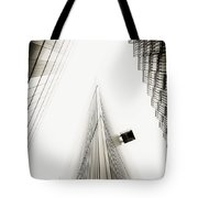 Not The Shard Tote Bag