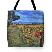 November Vineyard Tote Bag