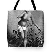 Nude Posing, C1885 Tote Bag