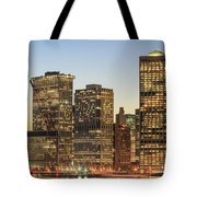 Ny Downtown Tote Bag