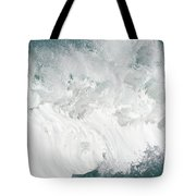 Oahu Wave Tote Bag