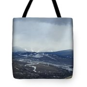 Obscure Horizons  Tote Bag