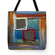 Obstructed Ocean View Tote Bag