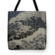 Ocean Birds Tote Bag