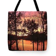Oct. Sunset Tote Bag
