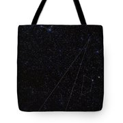 Octans, Apus, South Celestial Pole Tote Bag