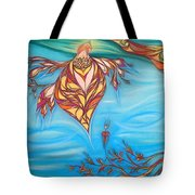 Octave Tote Bag