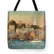 October Sundown Tote Bag