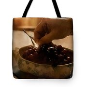 Oh Michael - Peel Me A Grape  Tote Bag
