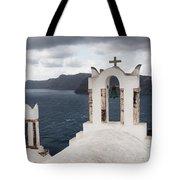 Oia Santorini 0989 Tote Bag