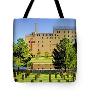 Oklahoma City National Memorial Tote Bag