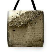 Old Adobe Building Tote Bag