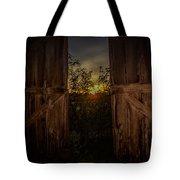 Old Barns Tote Bag