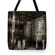 Old Crow Mash Tote Bag