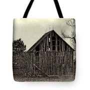 Old Days Tote Bag