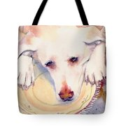 Old Dogs Are The Best Tote Bag