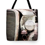 Old Farm Ford Tote Bag