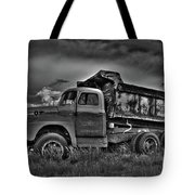 Old International - Bw 2 Tote Bag
