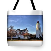 Old Point Comfort Lighthouse Tote Bag