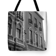 Old San Juan Puerto Rico Downtown  Tote Bag