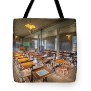 Old Schoolroom Tote Bag